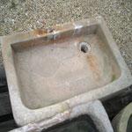 Sandstein Waschbecken waschbecken stauden augustin
